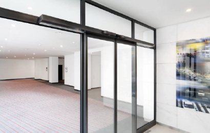 Smoke Proof Sliding Doors (RD)